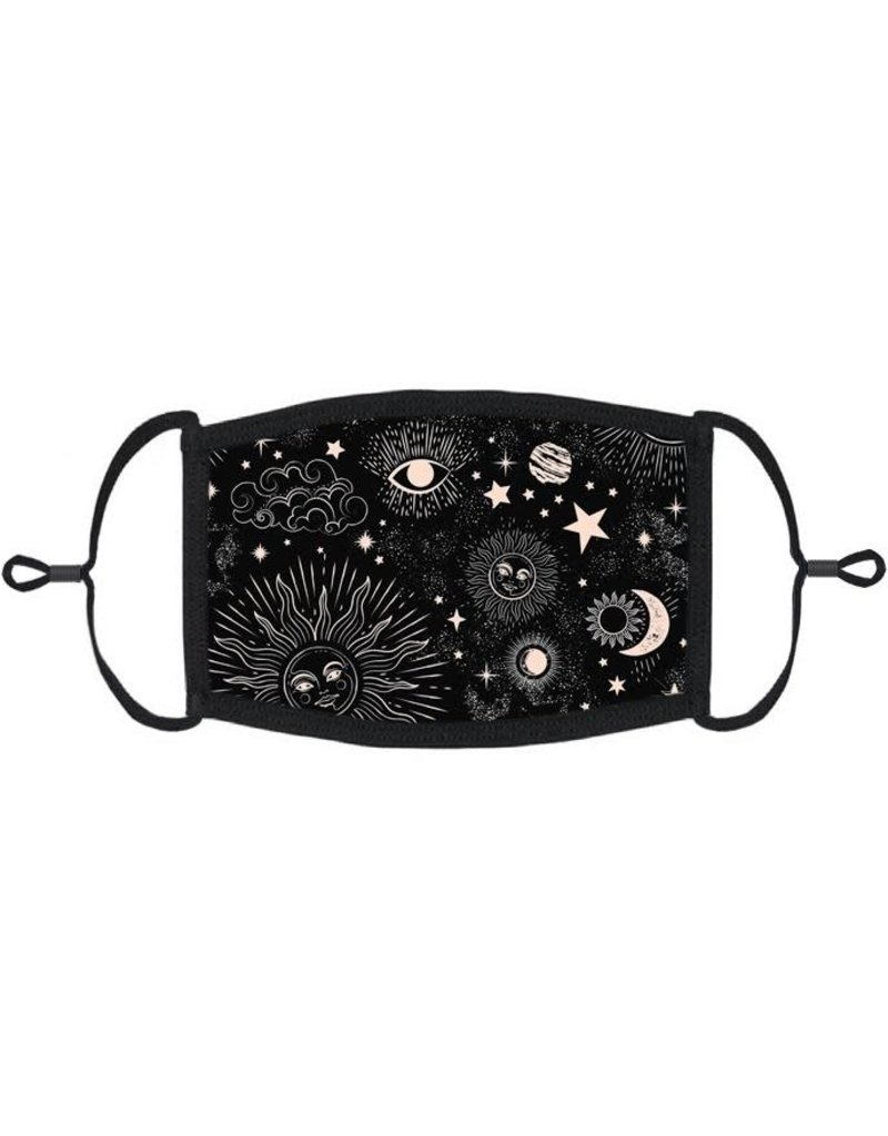 Adjustable Fabric Face Mask: Zodiac (1 pk.)