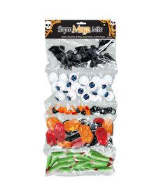 Halloween Plastic Super Mega Mix Favors (100pk.)