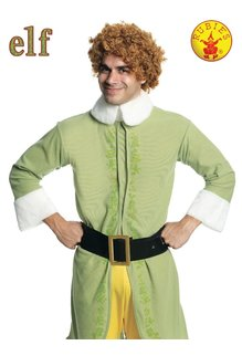 Rubies Costumes Buddy the Elf Wig Adult Size