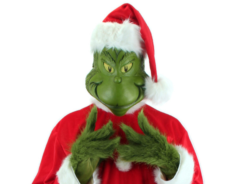 The Grinch Costumes & Accessories