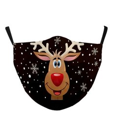 Christmas Face Mask - Rudolph