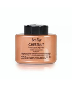 Ben Nye Company Translucent Powder: Chestnut