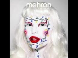 Mehron Paradise AQ Holiday Makeup Tutorial