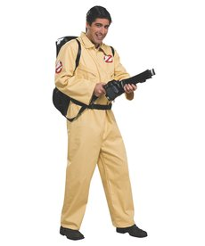 Rubies Costumes Adult Ghostbusters Jumpsuit