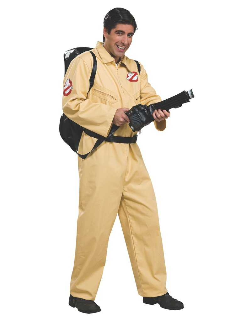 Rubies Costumes Adult Ghostbusters Jumpsuit Costume