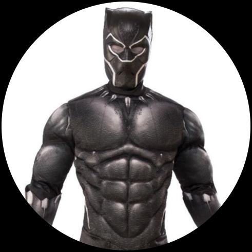 Men's SuperHero Costume