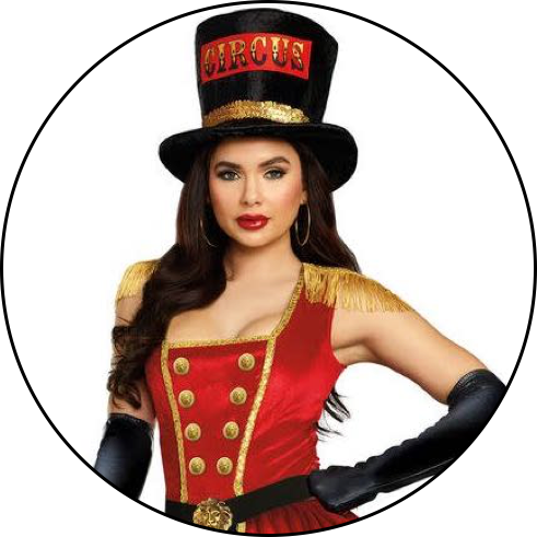 All Women's Costumes