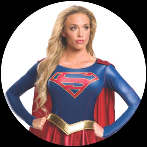 Women's Superheroes Costumes
