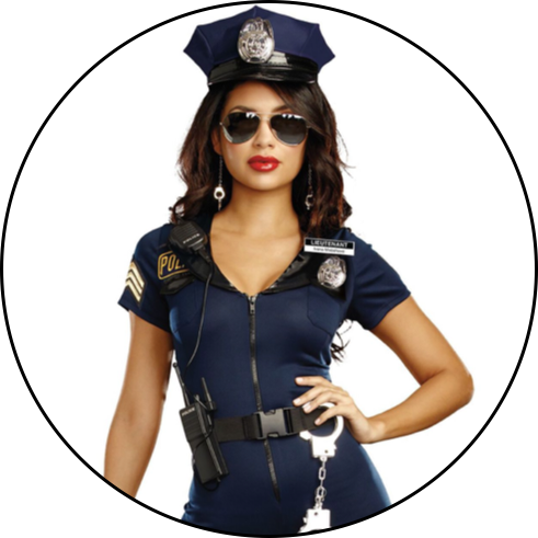 Womens Occupation Costumes