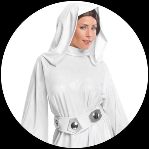 Women's Character Costumes