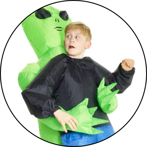 Boys Comical Costumes & More