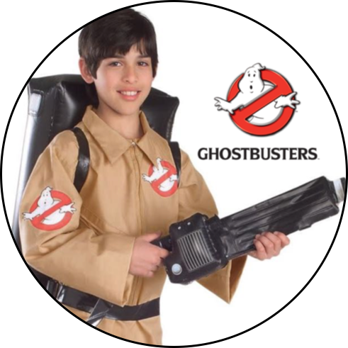 Ghostbusters Costumes Props & Accessories