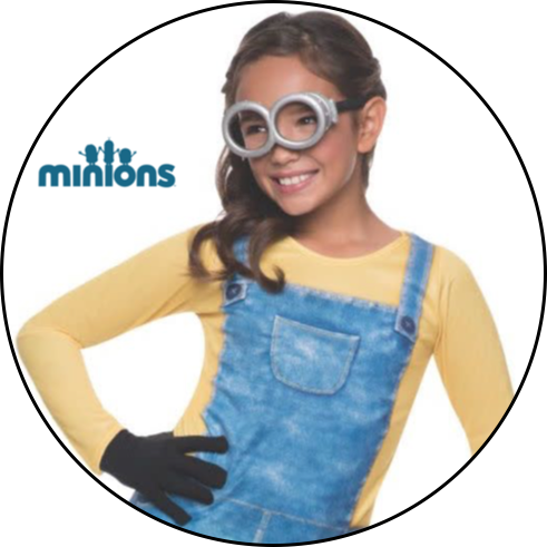 Minion Costumes, Accessories & Wearables