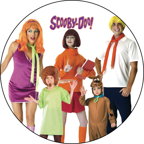 Cartoon Character Costumes & Accessories