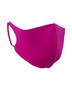 Fashion Cloth Face Mask: Fuchsia
