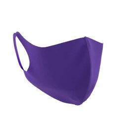 Fashion Cloth Face Mask: Purple