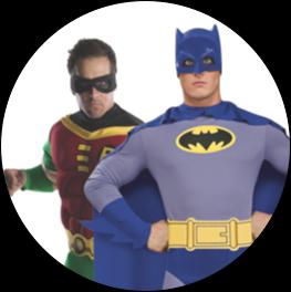 All DC Superhero & Villain Characters