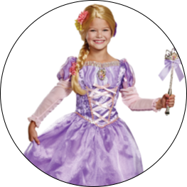 Disney Prince & Princess Costumes & Accessories for Adults & Kids