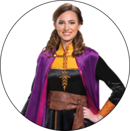 Disney's Frozen 2 Costumes & Accessories for Adults & Kids
