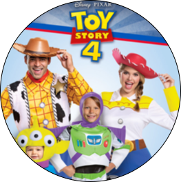 Toy Story Costumes & Accessories For Adults & Kids