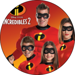 The Incredibles Costumes & Accessories