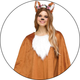 Animal Costumes & Accessories for Adults & Kids