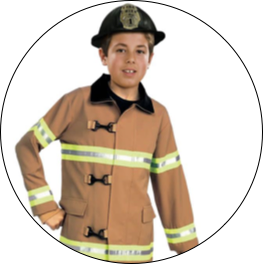 Firefighter Costumes & Accessories