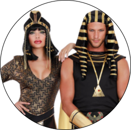 Egyptian Themed Costumes & Accessories