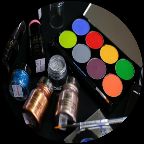 All Costume Makeup