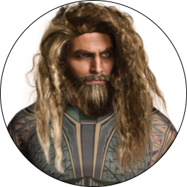 Costume Wigs, Beards & Mustaches