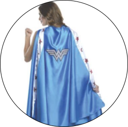 Costume Capes & Robes