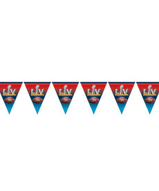 Pennant Banner: Super Bowl LV
