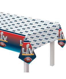 "Tablecover: Super Bowl LV (54""x96"")"