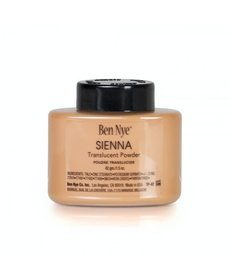 Ben Nye Company Translucent Powder: Sienna - 1.5oz (TP-47)