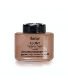 Ben Nye Company Translucent Powder: Ebony - 1.5 oz (TP-52)