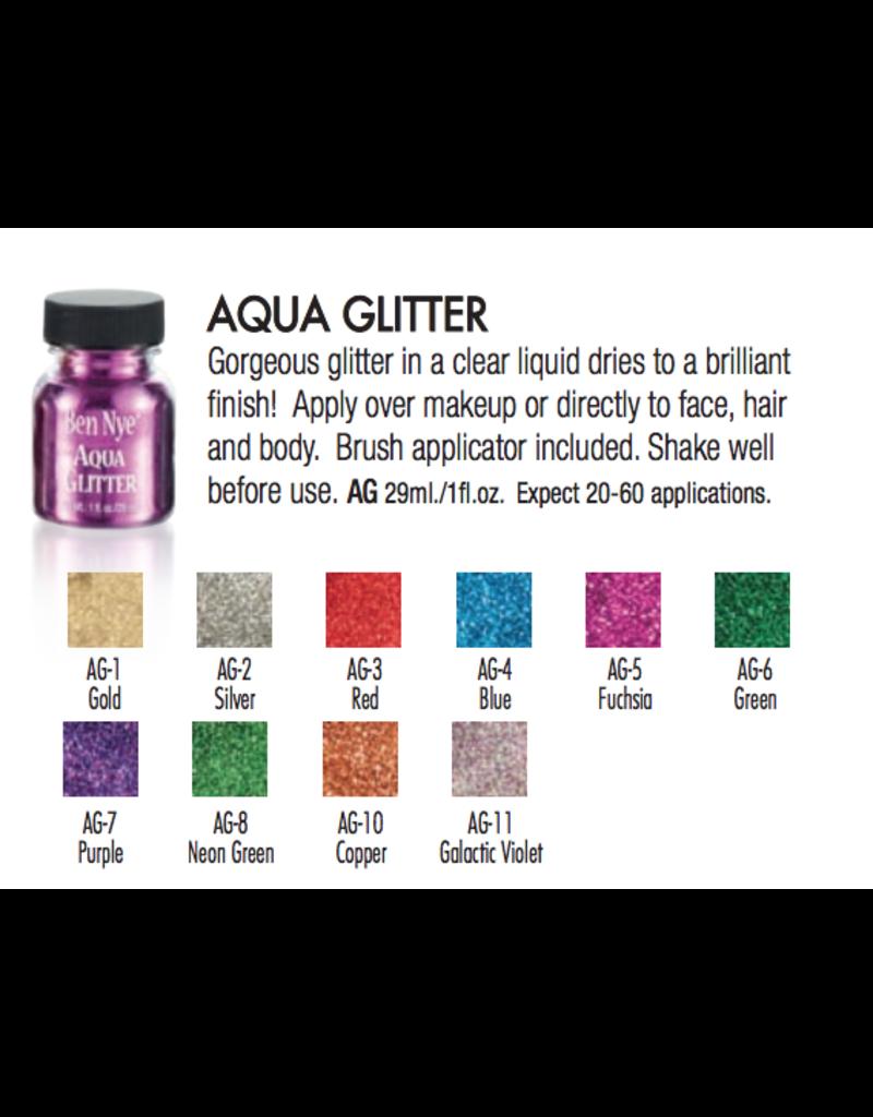 Ben Nye Company Ben Nye Aqua Glitter