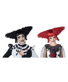 California Costumes Women's Creepy Clown Wig