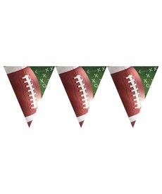 Amscan Football Pennant Banner