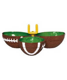 Amscan Football Condiment Dish