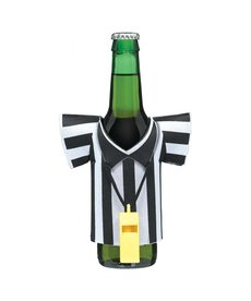 Amscan Referee Drink Kozy with Plastic Whistle