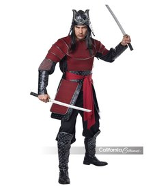 California Costumes Men's Samurai Warrior Costume