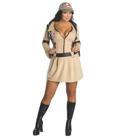 Rubies Costumes Women's Plus Size Ghostbuster Dress Costume
