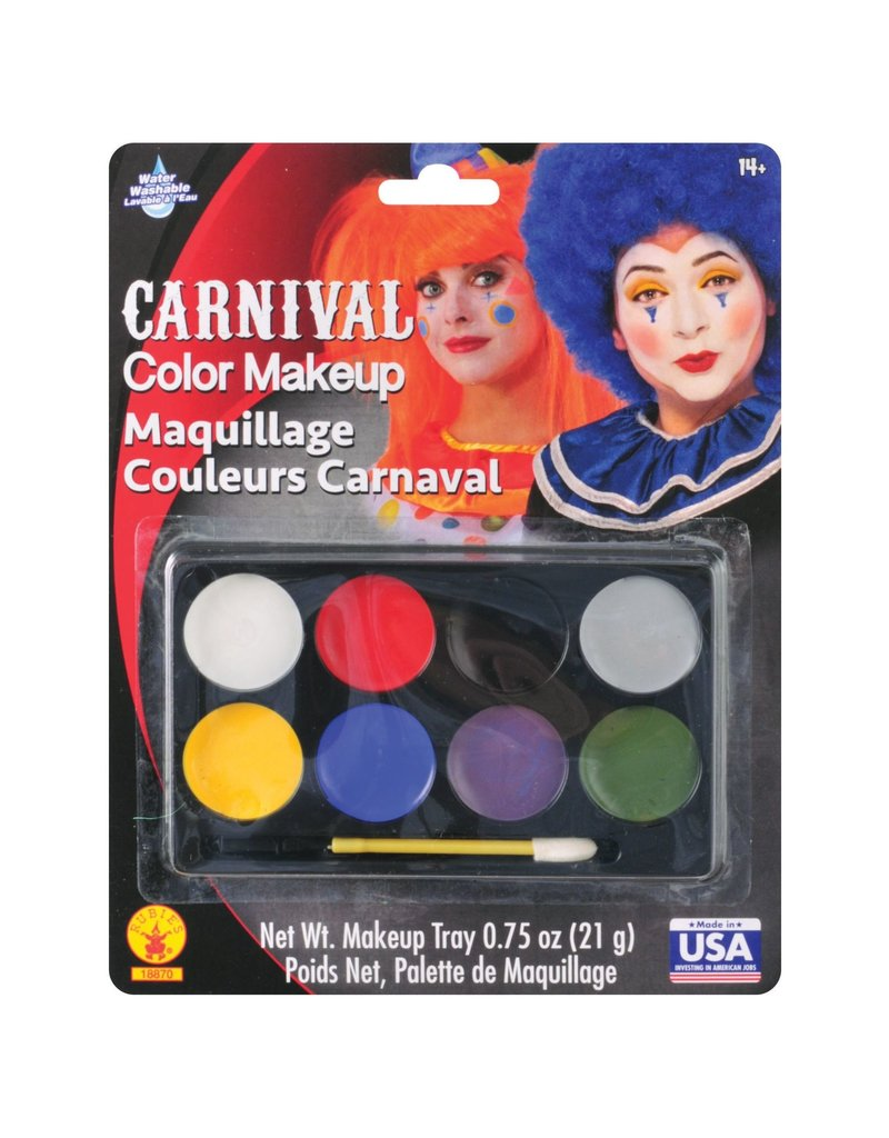 Rubies Costumes Carnival Colors Makeup Kit