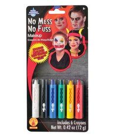 Rubies Costumes Push-Up Makeup Crayons