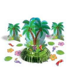 Luau Palm Tree Table Decorating Kit