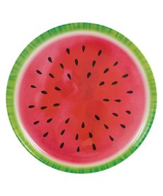 """Watermelon Melamine Platter (13.5"""")"""