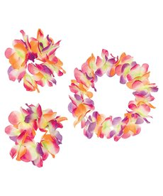 Amscan Hawaiian Leis Serendipity Accessory Pack: Multicolored