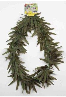Hawaiian Lei: Leafy Green