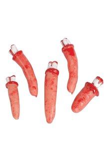 Asylum Bloody Fingers (5pk.)