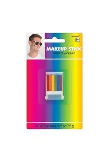 Amscan Make Up Stick: Pride - Rainbow (.27 oz.)